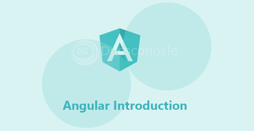 Angular Introduction