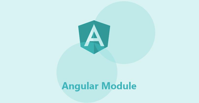 Angular Module