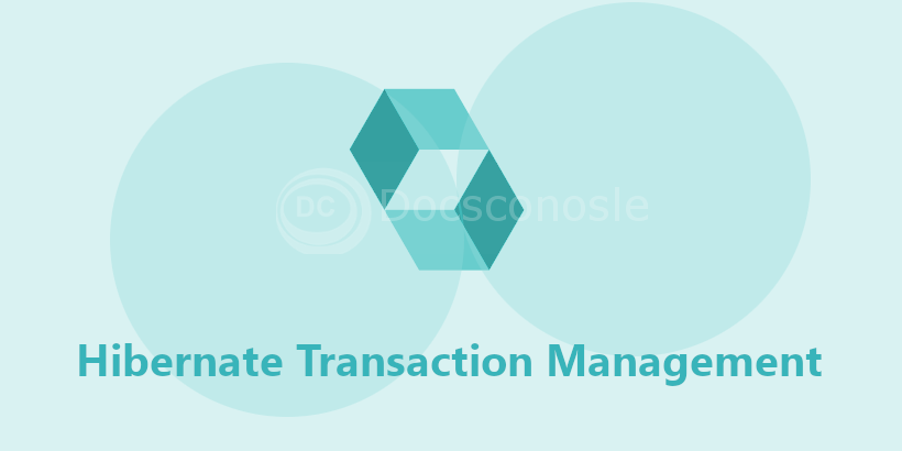 Hibernate Transaction Management