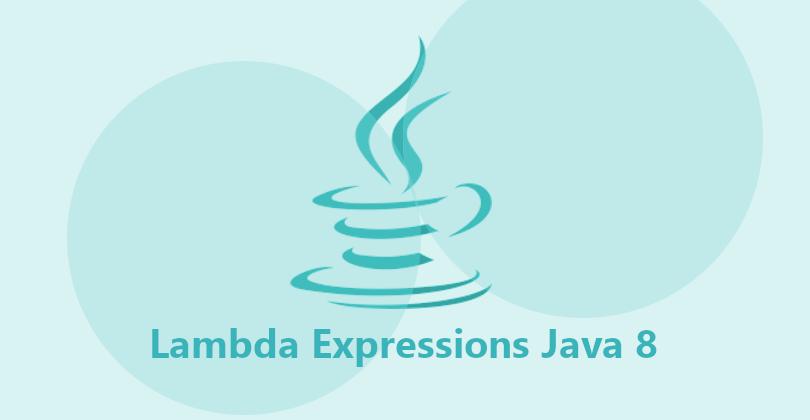 Lambda Expressions Java 8