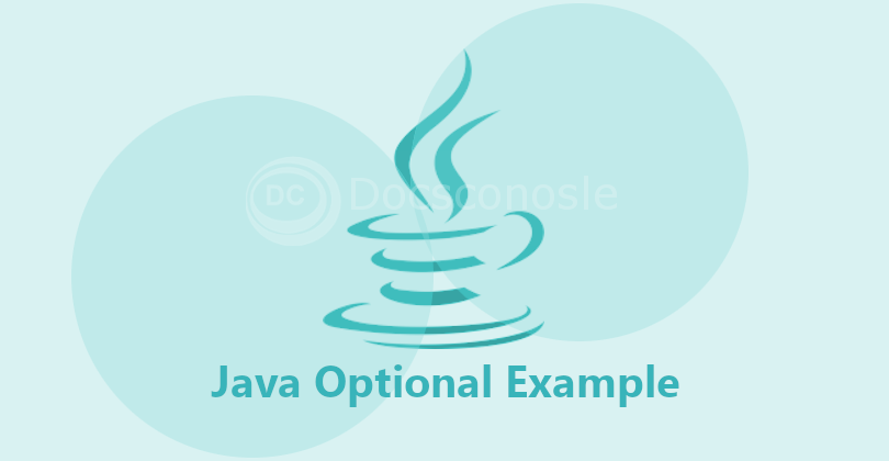 Java Optional Example