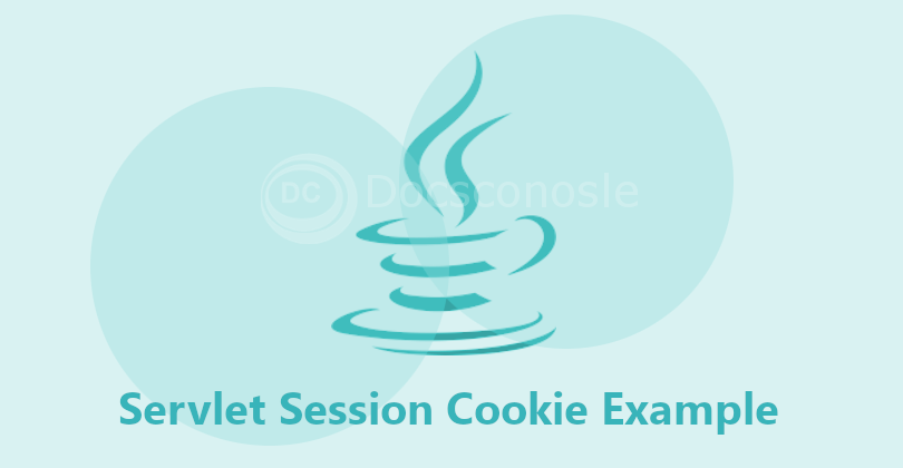 Servlet Session Cookie Example