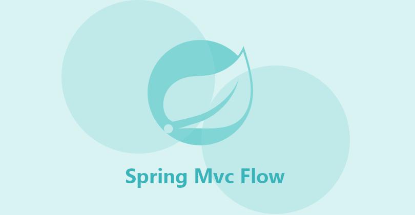 Spring Mvc Flow